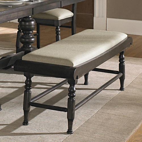 Liberty Furniture Whitney Upholstered Dining Bench