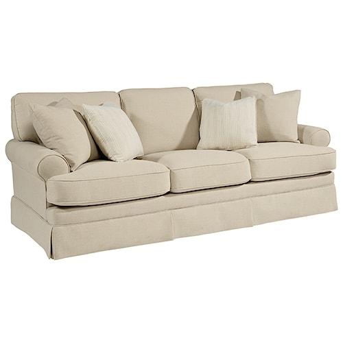 Magnolia Home By Joanna Gaines Heritage Sofa Zak 39 S Fine