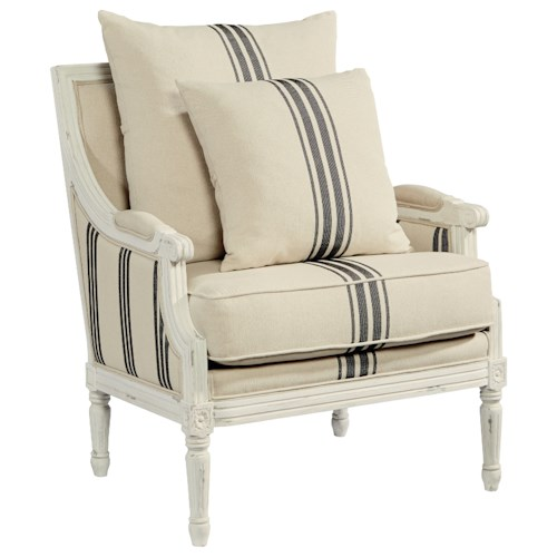 Magnolia Home By Joanna Gaines Parlor Chair Jacksonville
