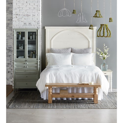 Magnolia Home By Joanna Gaines Farmhouse Queen Passage Bedroom Group Ivan Smith Furniture
