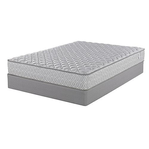 Mattress 1st brynn 2015 king cushion firm mattress and 9 for Furniture mattress city