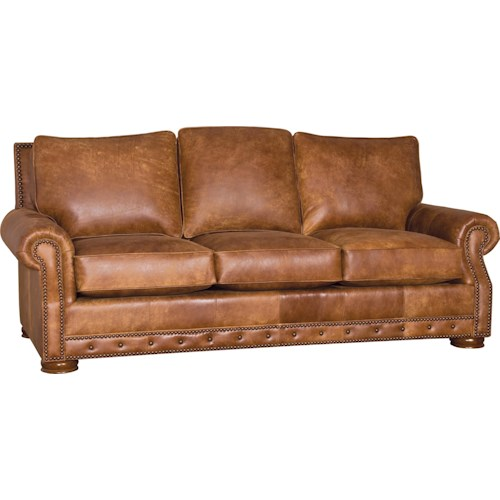 Mayo 290 Traditional Sofa With Low Bun Feet Colder 39 S