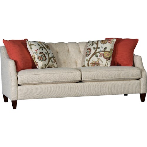 Mayo 7100 Modern Tufted Sofa Colder 39 S Furniture And Appliance Sofa