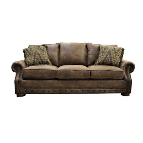 Mayo Palance Silt Sofa Ivan Smith Furniture Sofa
