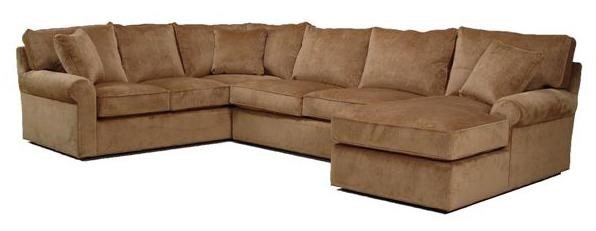 Bemodern Harris Sectional Sofa With Right Arm Facing