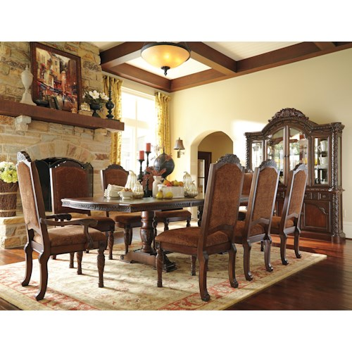 Millennium North Shore Formal Dining Room Group Wayside