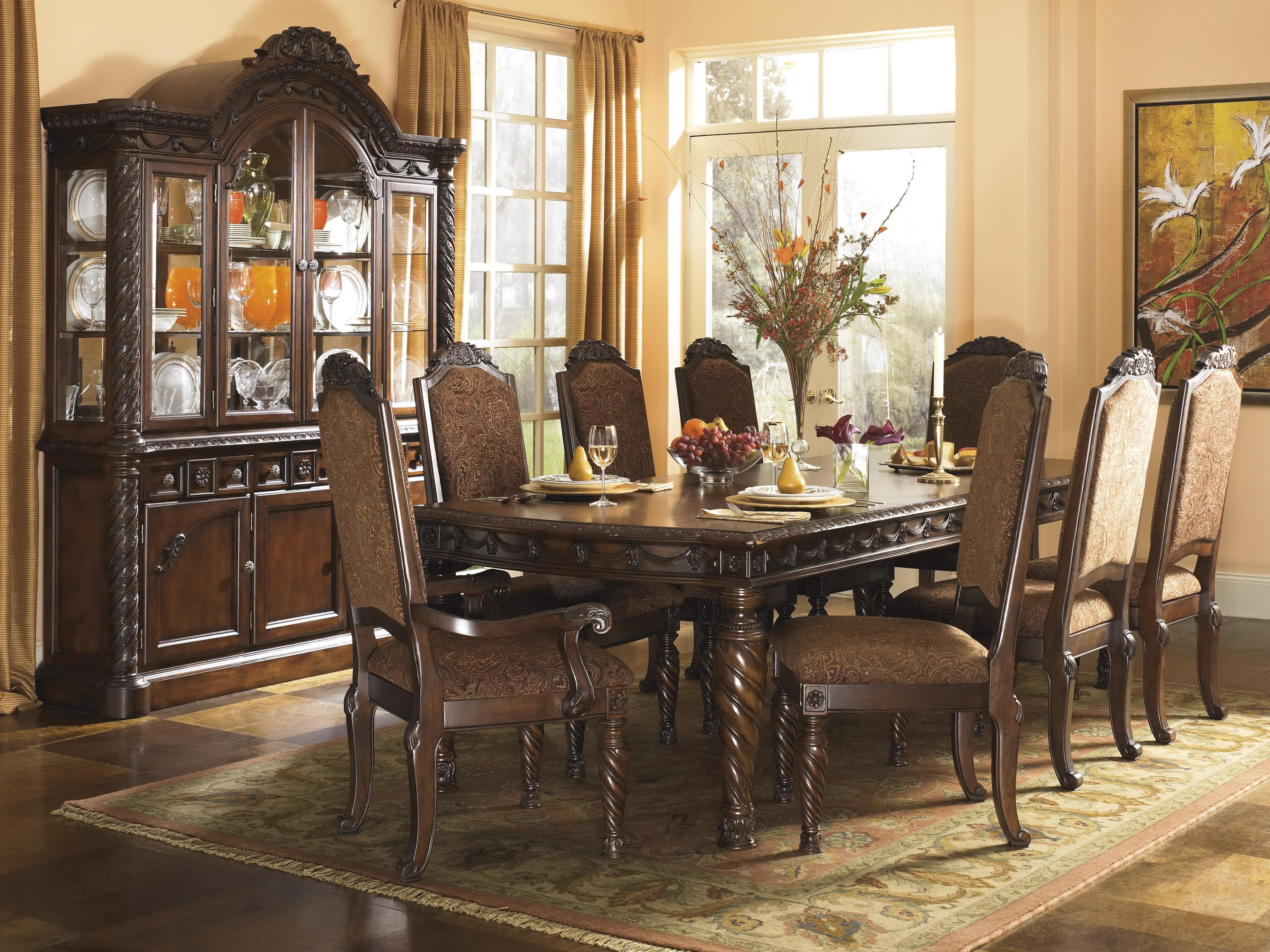 Furniture City Dining Room Suites: Millennium North Shore Formal Dining Room Group