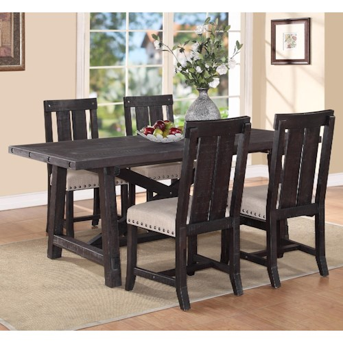 home dining room furniture dining 5 piece set modus international