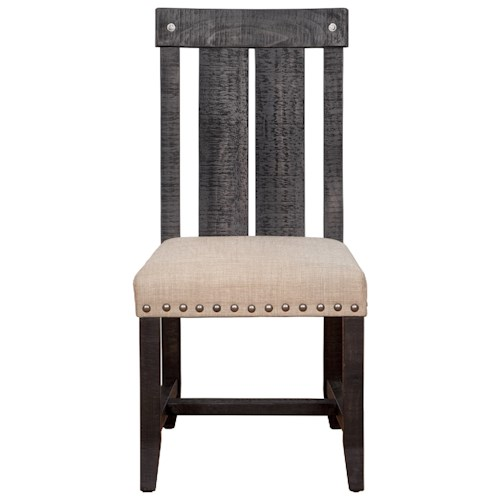 Modus International Yosemite Cafe Wood Side Chair Pilgrim Furniture City Dining Side Chair