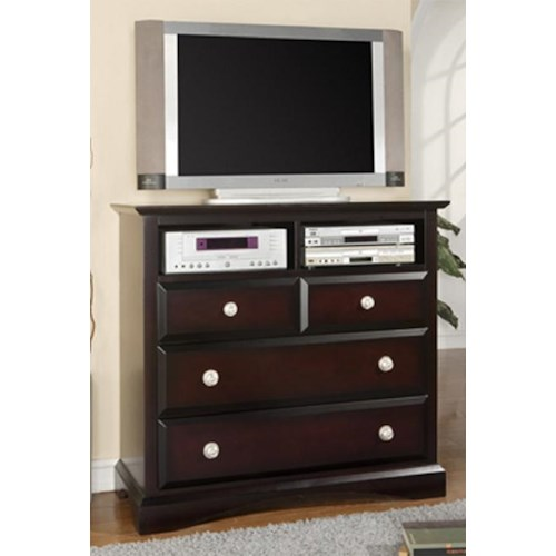 Bedroom Tv Furniture: Palazzo By Najarian