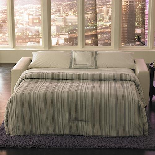 Natuzzi Editions B534 B534-266 Sleeper Sofa