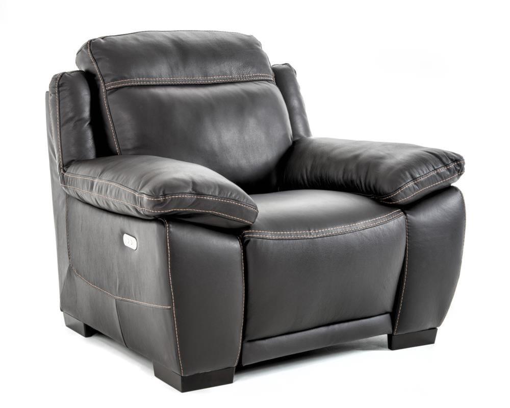 Natuzzi Editions B875 B875-154 15CQ Three Way Recliner : Baeru0026#39;s Furniture : Three Way Recliner ...