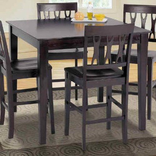 New classic abbie counter dining table royal furniture for Dining table nashville tn