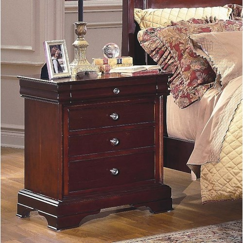 New Classic Versaille Bed Room Night Stand Rife 39 S Home Furniture Night Stands