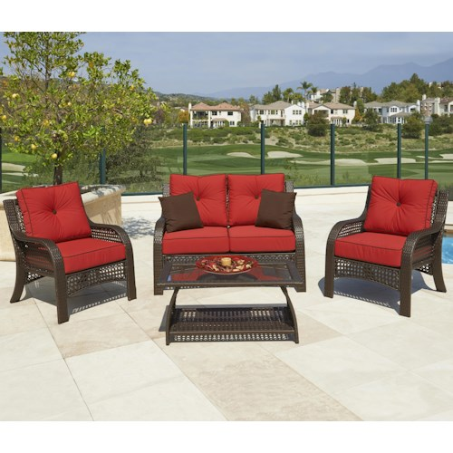 Outdoor patio furniture darvin furniture orland park for Furniture 60614