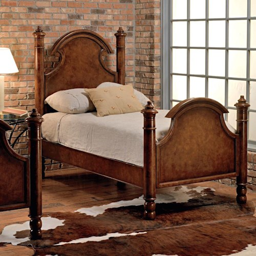 Old Biscayne Designs Custom Design Solid Wood Beds Ansley