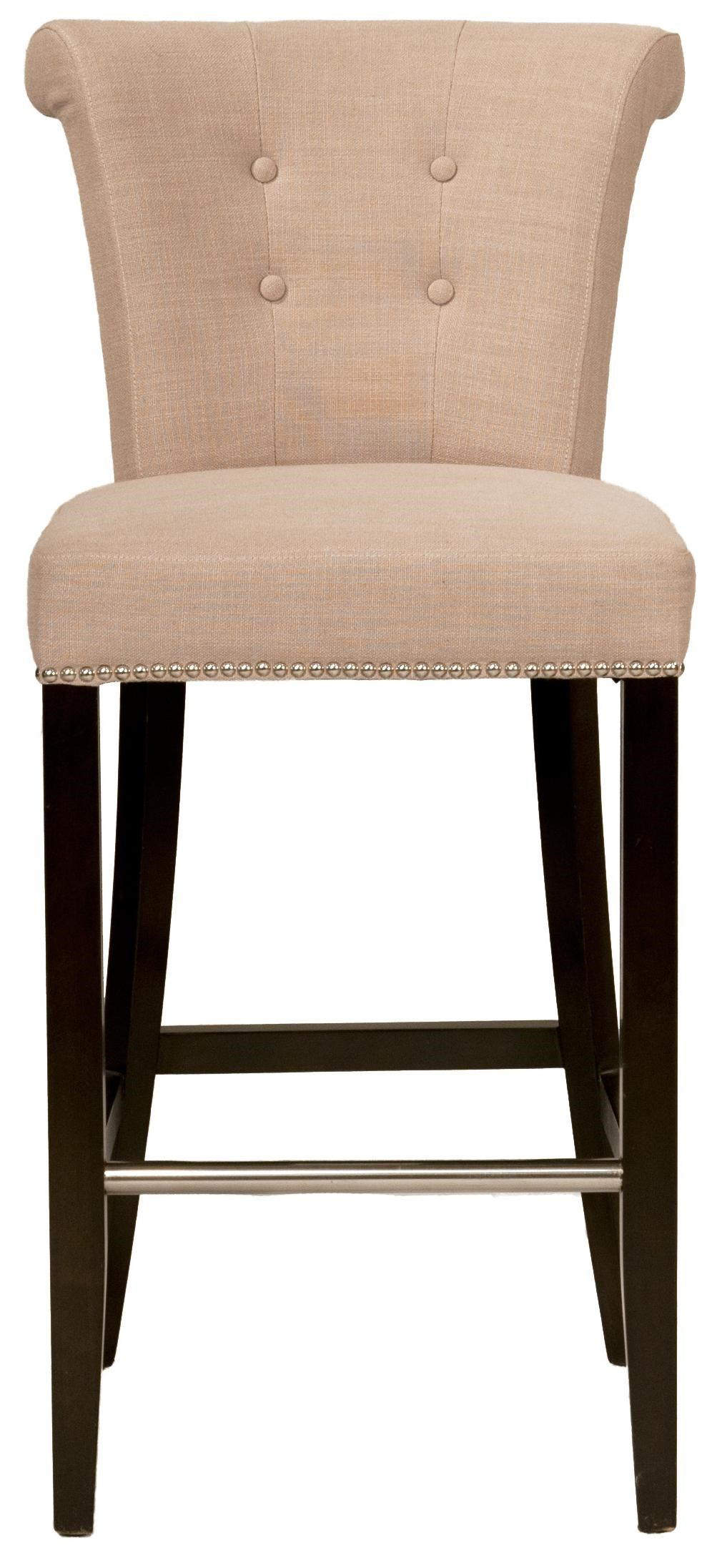 Orient Express Furniture Regency 7117bs Alm Luxe Barstool