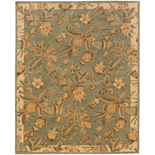 "Oriental Rugs Jupiter Florida: Oriental Weavers Huntley 5' 3"" X 8' 3"" Rug"