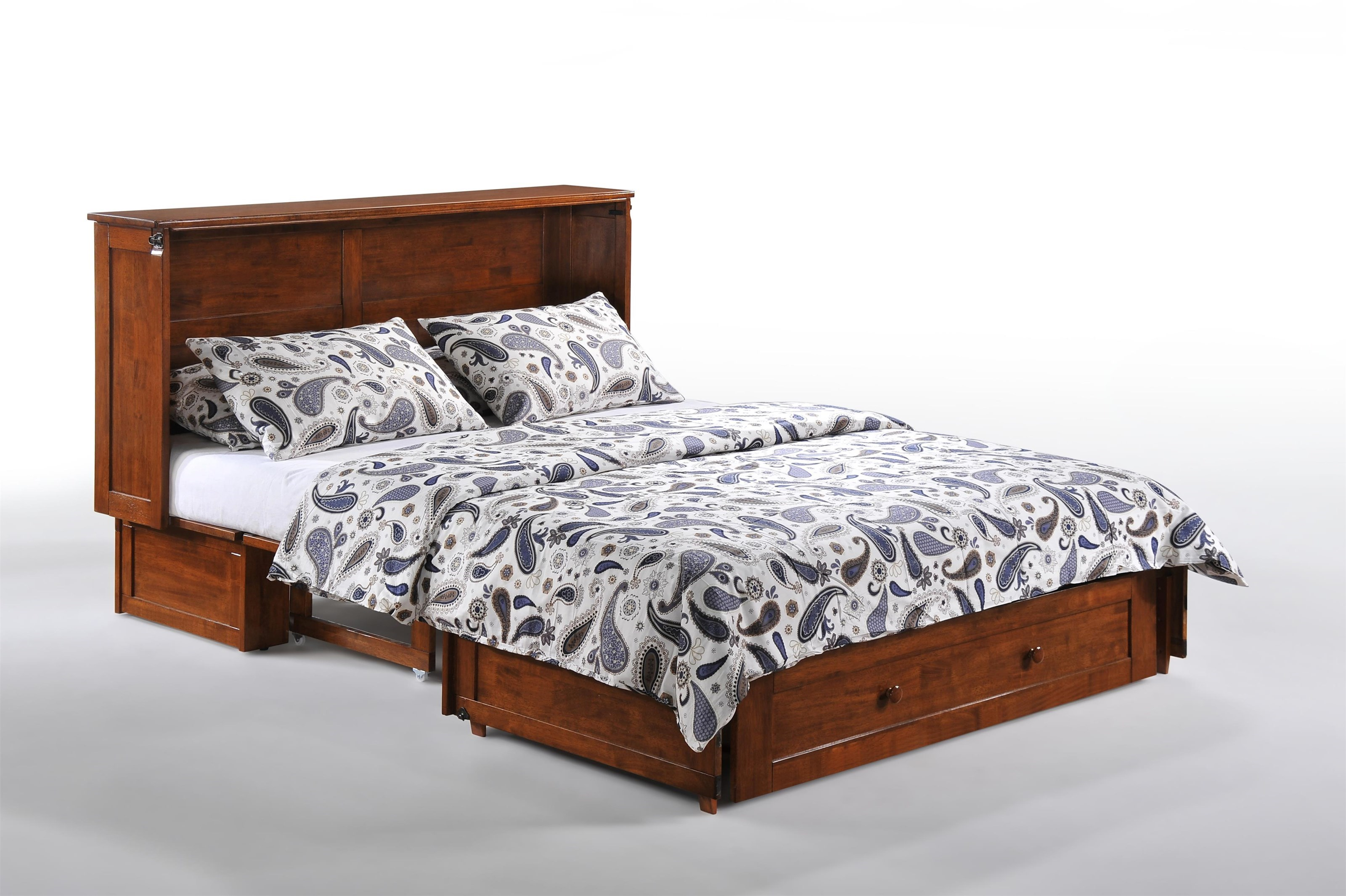 Pacific Manufacturing Clover Murphy Chest Bed HomeWorld