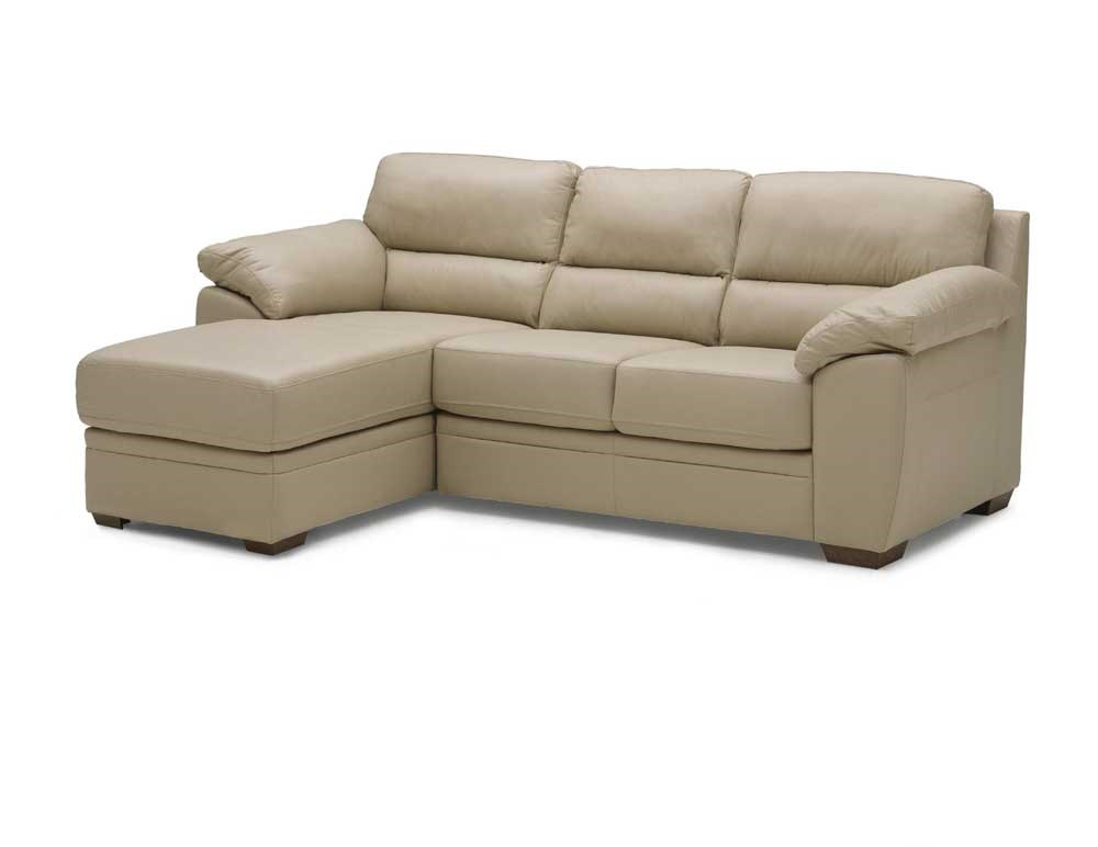 Cypress Contemporary Sofa with Chaise Rotmans Sofa