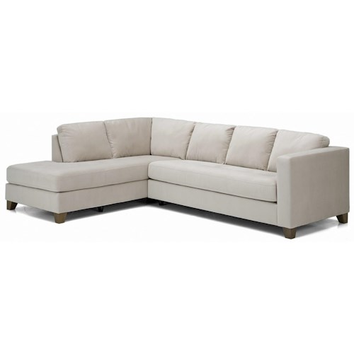 Palliser jura sectional sofa stoney creek furniture for Sectional sofa bed ontario
