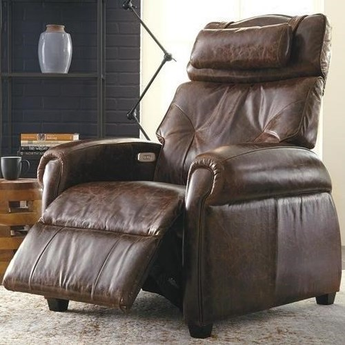 Palliser Zero Gravity Recliner Transitional Recliner With Rolled Arms Belfort Furniture