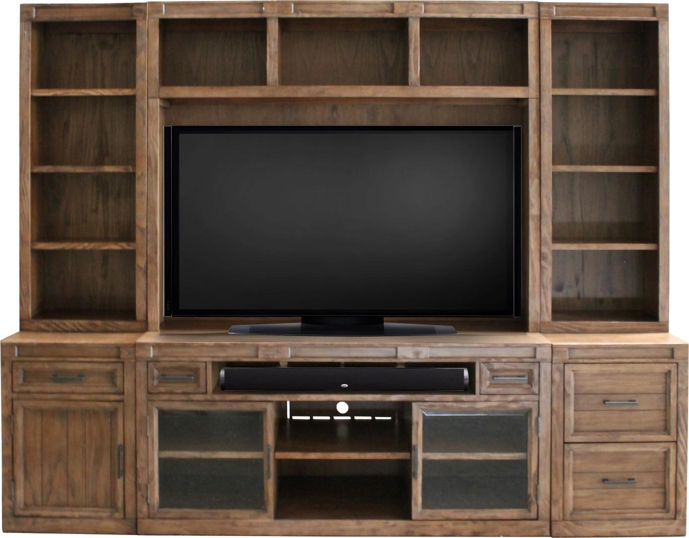 hickory hills 6 piece wall unit morris home furnishings