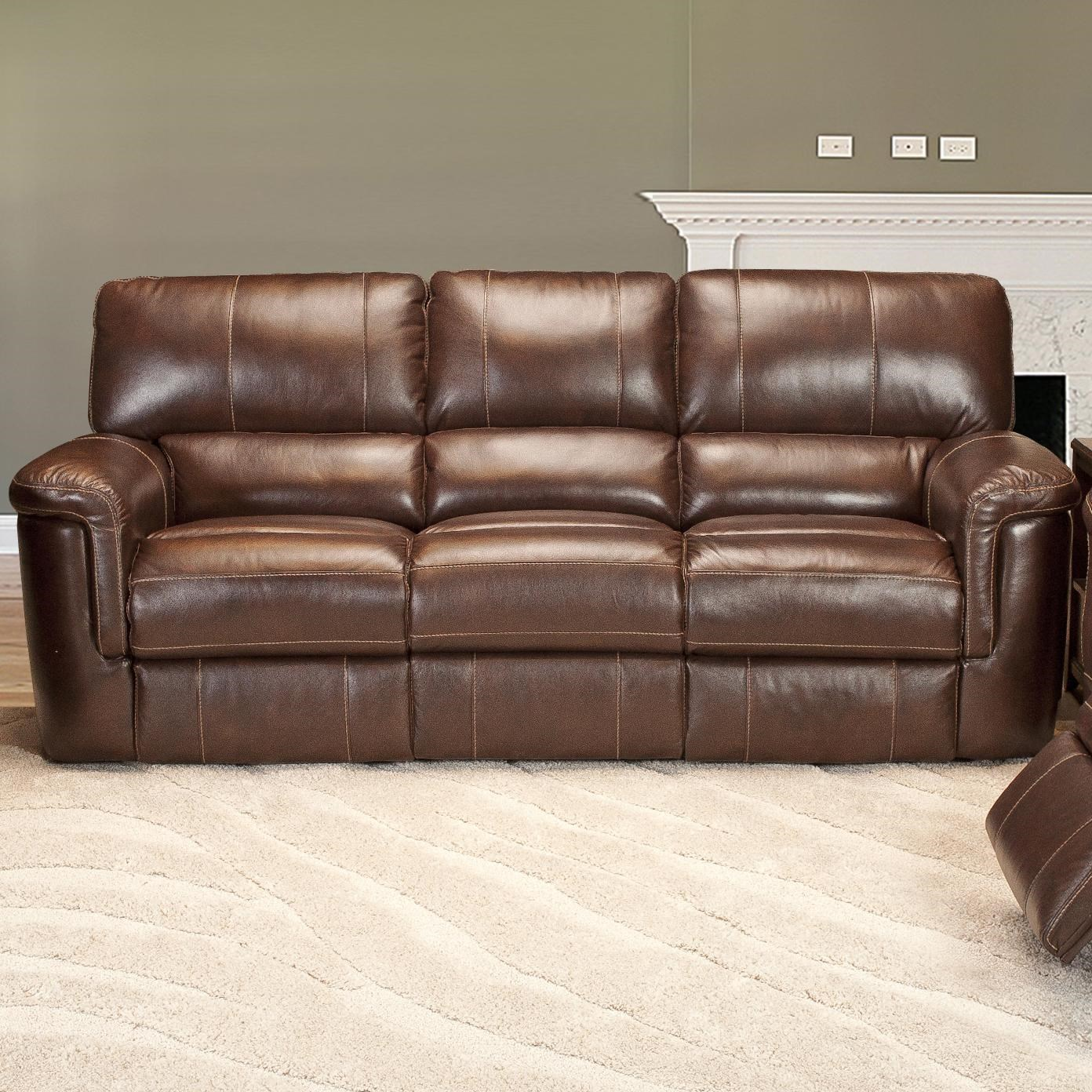 Parker Living Hitchcock Casual Duel Power Reclining Sofa