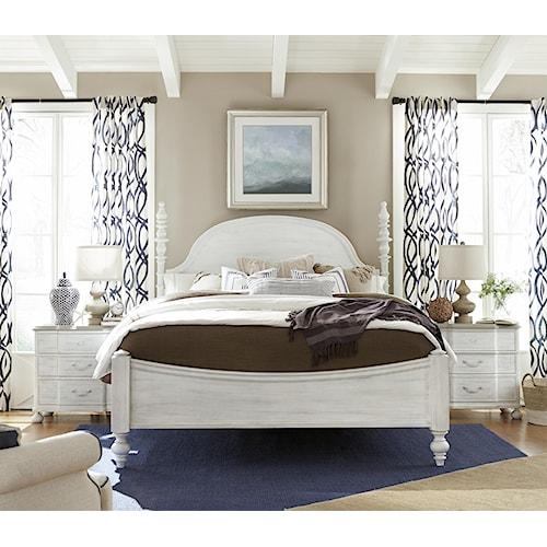 Paula Deen By Universal Dogwood Queen Bedroom Group Sprintz Furniture Bedroom Group