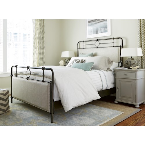 Paula Deen By Universal Dogwood King Bedroom Group Wayside Furniture Bedroom Group