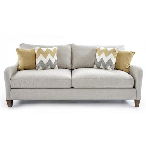 Precedent Custom Loft 3s1 Fkus Customizable Sofa Baer 39 S Furniture Sofa Boca Raton Naples