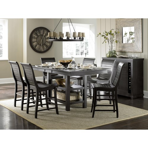 dining casual dining room group wayside furniture casual dining