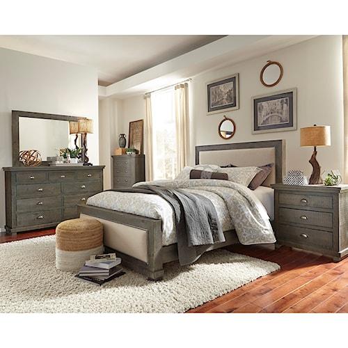 Progressive Furniture Willow King Bedroom Group Zak 39 S Fine Furniture Bedroom Groups Tri