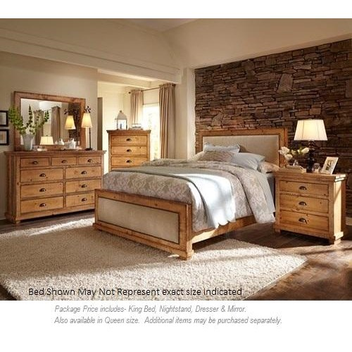progressive furniture willow 4pc king bedroom miskelly furniture