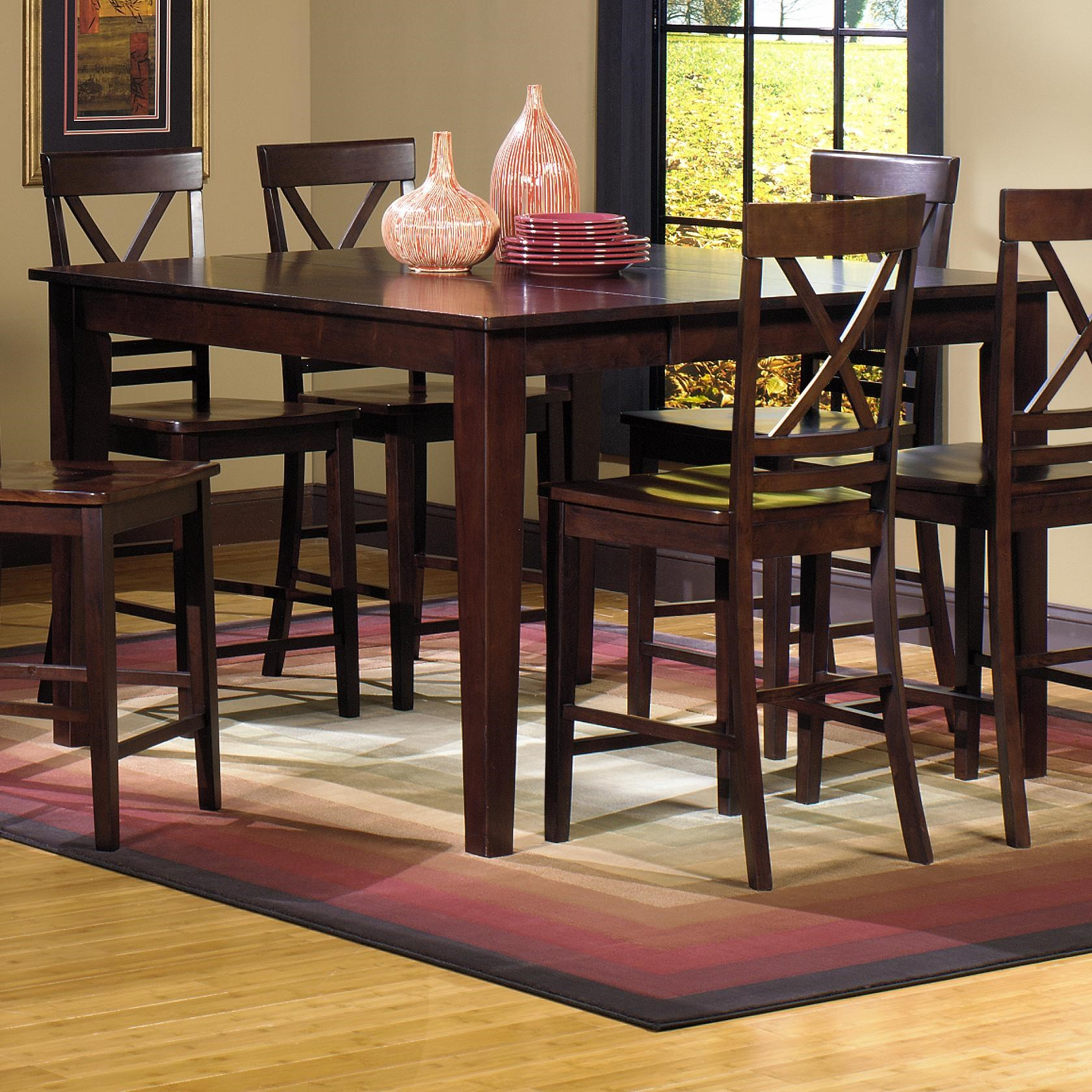 Progressive Furniture Winston Counter Dining Table with