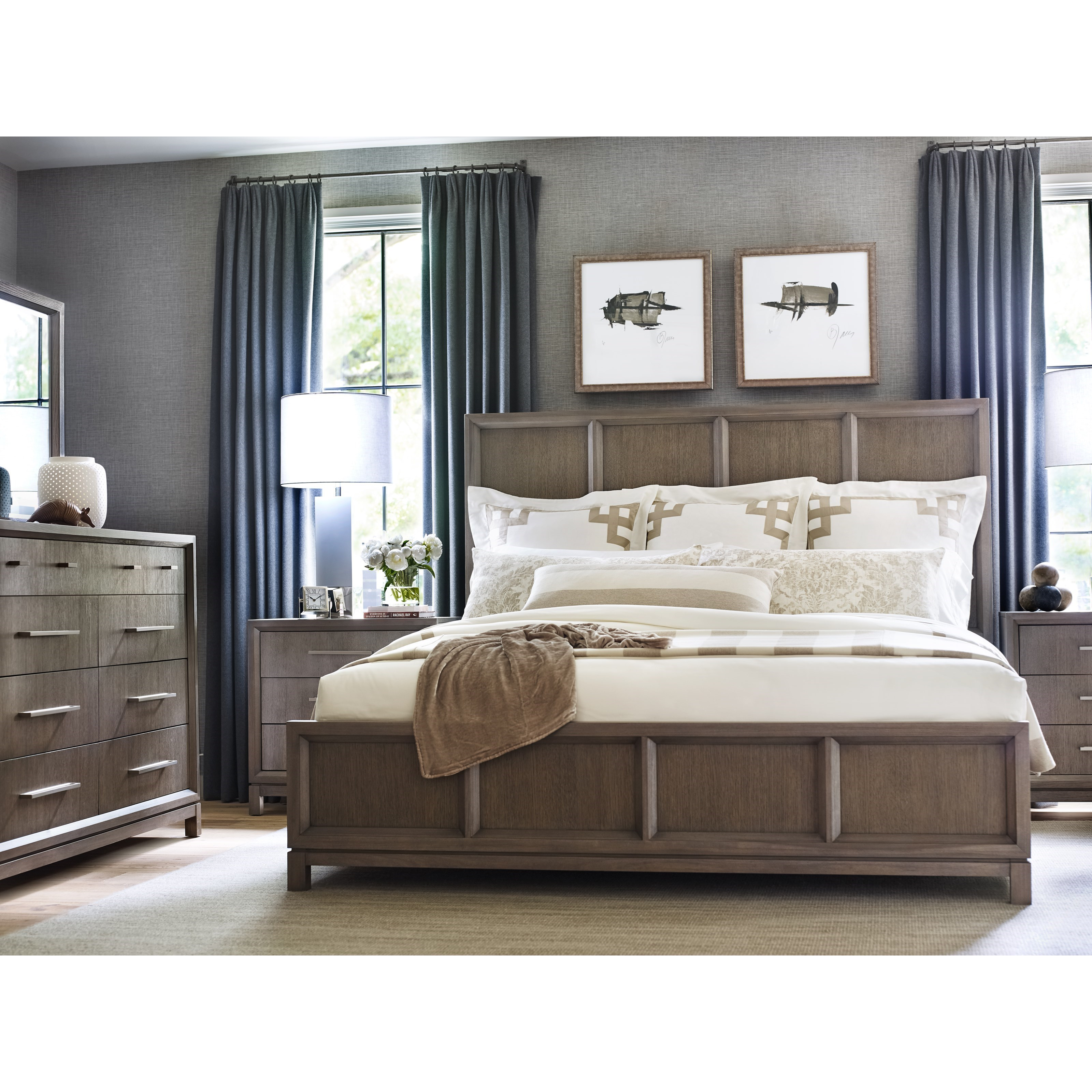 Attrayant Rachael Ray Home High Line Queen Bedroom Group   Fashion Furniture    Bedroom Groups Fresno,