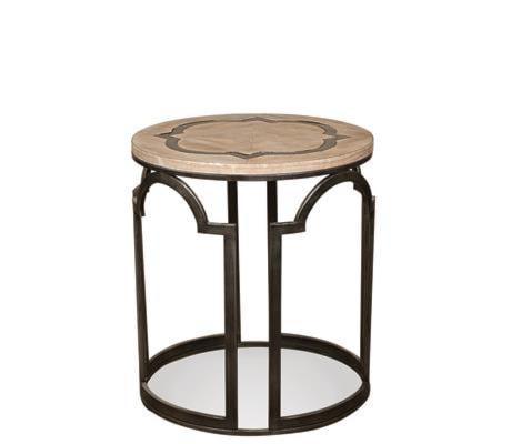 Riverside Furniture Estelle Round End Table Hudson S Furniture End Table Tampa St