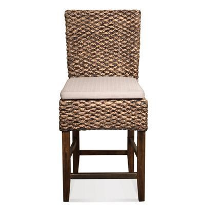 riverside furniture mix n match chairs woven counter stool