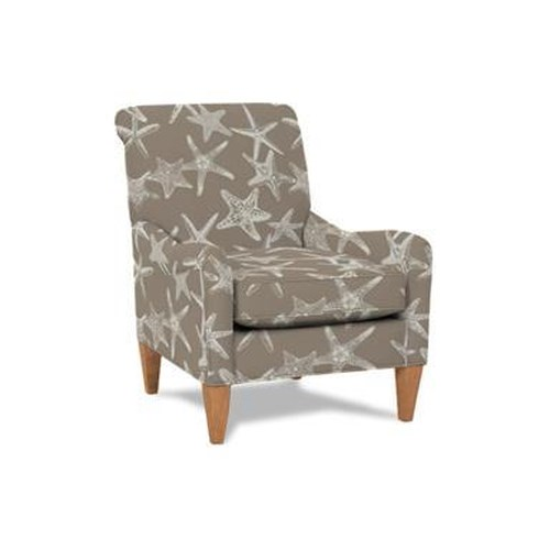 Rowe Chairs And Accents K501 000 Highland Chair Baers
