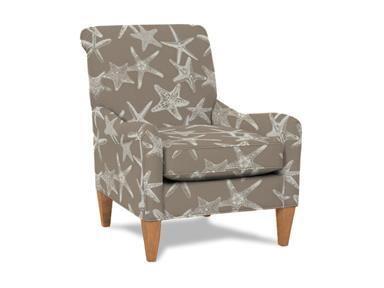 Rowe Chairs and Accents K501-000 Highland Chair : Baeru0026#39;s Furniture : Upholstered Chair Boca ...