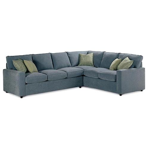 Rowe Monaco Sectional Sofa