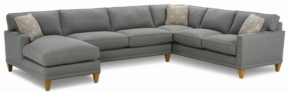 Rowe Townsend Casual Sofa Sectional Group Becker