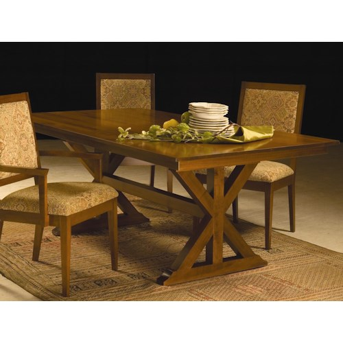 Saloom New England Weston Dining Table Design Interiors Dining Room Table
