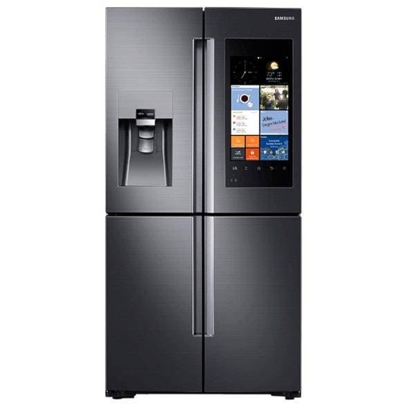 Colders Furniture Store Samsung Appliances 22 cu. ft. Counter Depth 4-Door Flex ...
