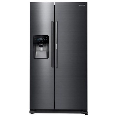 samsung appliances 24 7 cu ft side by side food showcase. Black Bedroom Furniture Sets. Home Design Ideas