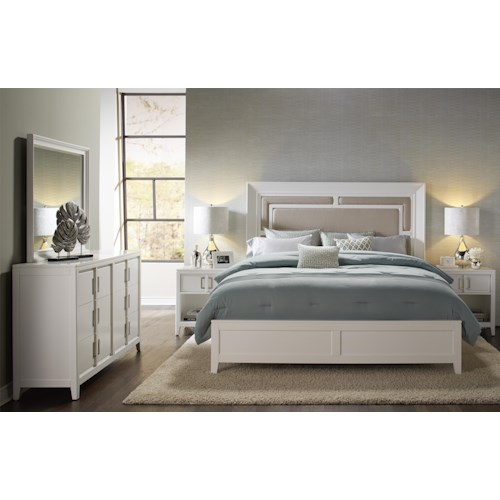 Samuel Lawrence Brighton Queen Bedroom Group Godby Home Furnishings Bedroom Groups