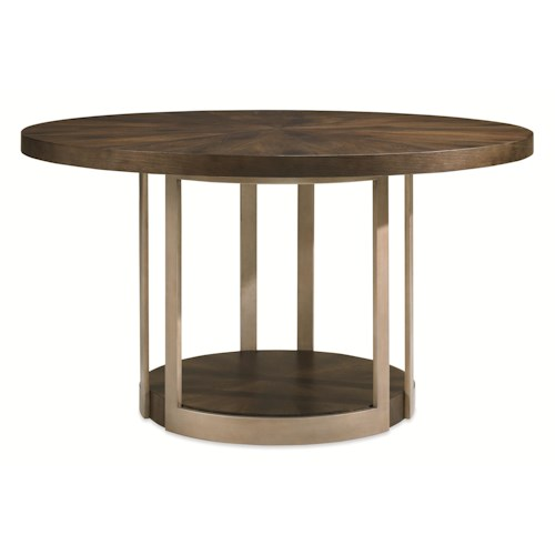 Schnadig Modern Artisan Gather Round Table Stoney Creek Furniture Kitchen