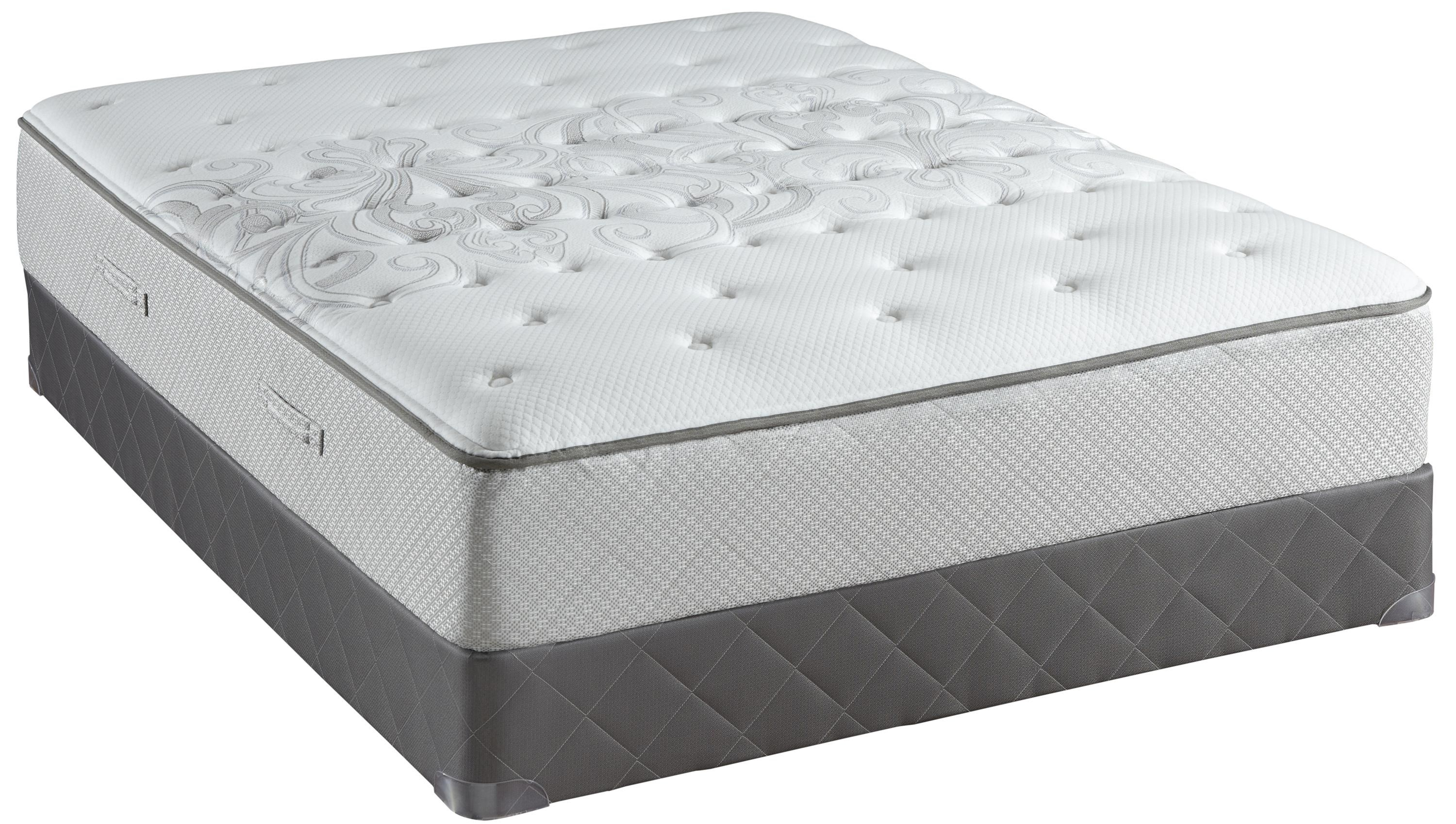 Sealy Posturepedic Gel 2013 Twin Cushion Firm Mattress and