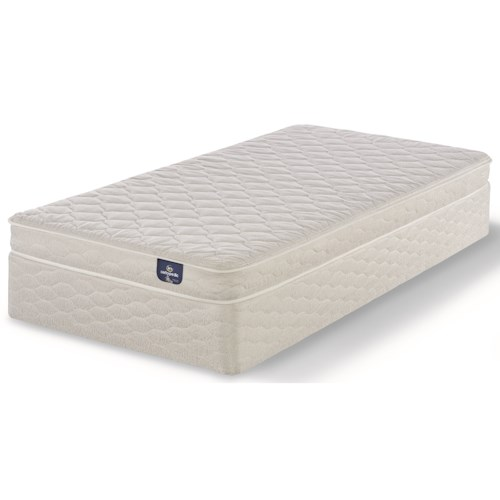 serta dunesbury firm queen firm foam mattress and 5 stabl base low profile foundation. Black Bedroom Furniture Sets. Home Design Ideas