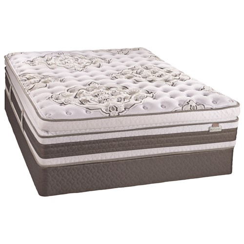 Serta Canada Notable Ii Spt Firm Twin Super Pillow Top Firm Mattress Set Stoney Creek